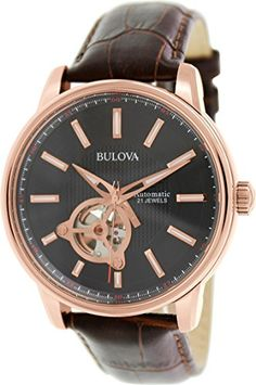 Just arrived Bulova Men's 97A109 Bulova Series 160 Mechanical Watch
