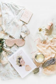 Relaxing spa package for a bride-to-be | theglitterguide.com