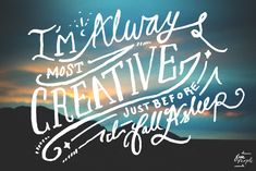 Monday Quote: Most Creative
