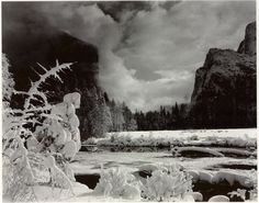Ansel Adams, Gates of the Yosemite, 1938.