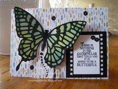 Butterflies Thinlits Watercolour