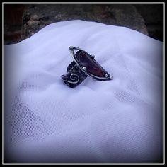 Gaya - Amethyst ring / SOLD /