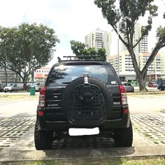 Suzuki Vitara 4x4, Grand Vitara, Cherokee, Offroad, Jeep, Tower, Adventure, Travel, Cars
