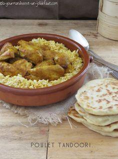 Grande première pour moi, une recette indienne sur le blog et surtout dans mon assiette. Aussi étrange que cela puisse paraitre je n'avais jamais gouter a la cuisine indienne. J'ai longtemps baver devant les recettes de mon livre Gingembre et citronnelle...