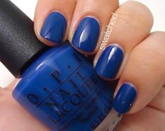Seriously Swatched: Swatch & Review - OPI Dating a Royal