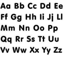 Image detail for -Alphabet Letters Templates For Kids Letter Template For Kids, Alphabet Letter Templates, Letter Stencils, Printable Alphabet, Alphabet Letters, Stencil Lettering, Alpha Letter, Cut Out Letters, Abc Activities
