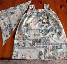 Abiti - vestito e bandana - un prodotto unico di bandullera su DaWanda