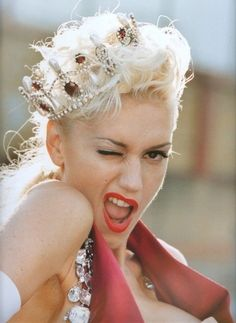 """Born to blossom, bloom to perish."" Forever and ever will I love Gwen! :)"