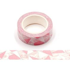Washi Tape 15mm - Nr.51 Tapas, Washi Tape, Cellophane Bags, Decoration, Scrapbooking, Stitch Markers, Organza Bags, Tissue Paper, Stationery