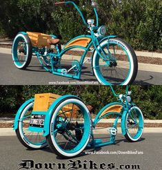 Tricycle Bike, Trike Bicycle, Lowrider Bicycle, Scooter Bike, Cruiser Bicycle, Velo Retro, Velo Vintage, Retro Bicycle, Mini Motorbike