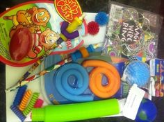 Fidgets : Focusing Fidget Kit Kit