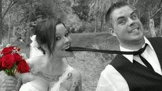 Great wedding pic idea