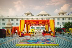 Destination Weddings at Radisson Blu are the most happening things about weddings in Udaipur