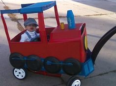 Wagon Stroller Car WC :: ElliottTrain18to24mo.jpg picture by vickifunes - Photobucket
