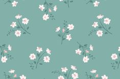 vector design for different surfaces Kids Wallpaper, Flower Wallpaper, Print Design, Graphic Design, Cute Backgrounds, Designer Wallpaper, Vector Design, Scrapbook Paper, Print Patterns