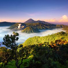 Bromo National Park, Indonesia