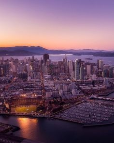 That skyline! (at San Francisco, California) by Toby Harriman by San Francisco Feelings