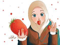 "an internet connection"" Hi this is ALIF Age : 22 Job : Journalist, graphic designer I'm using photoshop Islamic Art, Bts Drawings, Art, Anime, Cartoon Wallpaper, Anime Muslim, Cute Cartoon Wallpapers, Art Tutorials, Cute Illustration"