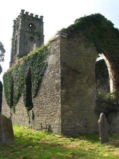 chiese abbandonate: Dungarvan - Gran Bretagna