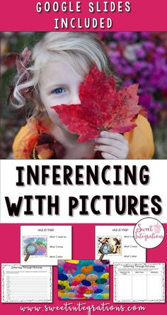 Inferencing with pictures is a great way to teach the concept of inferring. It helps students develop important skills needed in reading. This is volume 2 in making inferences. (observing details, describing, and using prior knowledge); Google Slides included. Great for your 3rd, 4th, and 5th grade classroom or homeschool students! (third, fourth, fifth graders, Year 3, 4, 5) #inferencing #reading #UpperElementary Upper Elementary, Elementary Education, Inference Pictures, 5th Grade Classroom, Making Inferences, Fourth Grade, Second Grade, 21st Century Skills, Back To School Activities