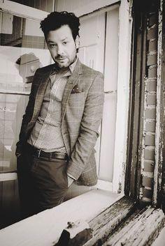 Adam Cohen Adam Cohen, Leonard Cohen, Style Men, Beautiful Things, Singers, Musicians, Suit Jacket, Mens Fashion, Blazer
