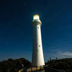 Another shot of the Aireys Inlet Lighthouse last night  #aireysinlet #Victoria #greatoceanroad #Australia #lighthouse #night #sky #stars #scenery #beautiful #olympus #OM-D #EM1 #photo #photography #photographyislifee #photooftheday by eljvisuals