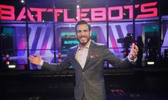 Who Is 'BattleBots' Host Kenny Florian? BattleBots  #BattleBots