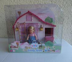 My mini Baby Born Puppe  - Pferdestall - lovely farm, kleine Bauernhof ab 3+