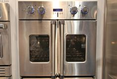 Viking Professional french-door oven