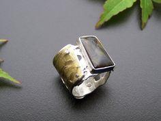 robert lopex,sterling silver,keum-oo,Pietersite