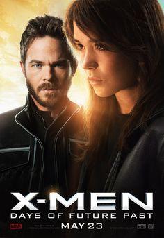 "Nuevos posters de ""X-Men: Days of Future Past"" - The Fanático #XMen #DayOfFuturePast #posters"