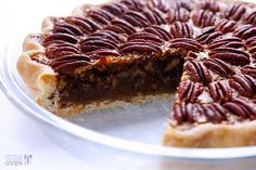 Grandma's Best Pecan Pie..