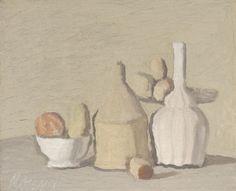 Giorgio Morandi (1890-1964)   Natura morta   IMPRESSIONIST ...