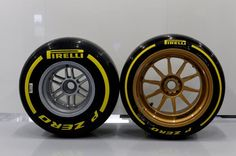 """Pirelli F1 tyre :Compare and contrast: 18"""" vs 13"""". Does size matter?"""