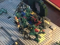Assault on Forgrat Phase II (TURN FOUR) - The BrikWars Forums The Marksman, Green Army Men, Jet Fly, Get Shot, Knock Knock, Fighter Jets