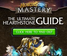 #heartstone ultimate mastery guide. get the latest HS secrets and become a PRO Visit optihacks.com