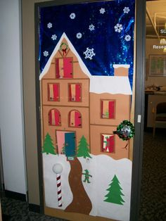 3d christmas door decorating contest winners cubicle cheap christmas house decorating ideas unique door decorations contest stage 169 best cubicle christmas office contest images on