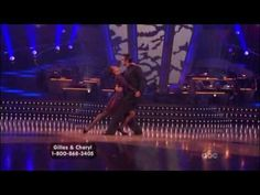 DWTS Gilles Marini & Cheryl Burke Argentine Tango (Week 4)  Oh my goodness!!  This is how a Argentine Tango is done!!!  Best ever by the male star.