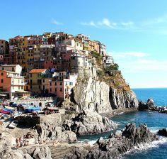Onde se hospedar em Vernazza: alugando um quarto com vista pro mar em Cinque Terre - Nós no Mundo