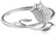Sterling Silver Round Diamond-Accented Rose Ring, http://www.amazon.com/dp/B005BXCZIG/ref=cm_sw_r_pi_awdm_gKRNub0BSMVTX