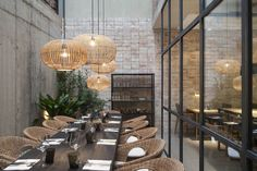 Celeri Restaurante Barcelona. Tarruella Trenchs Studio.