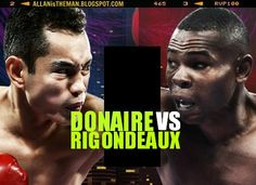 'Donaire vs Rigondeaux' Boxing Match Live Streaming | ALLAN is the MAN