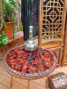 Persian mosaic