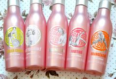 Product Rave: Soap and Glory Body Sprays