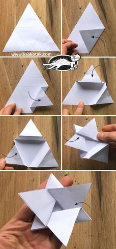 Origami Tray Hand-made Crafts Video Tutorial Diy Origami, Design Origami, Origami Star Box, Origami Tutorial, Origami Paper, Origami Ideas, Origami Folding, Dollar Origami, Origami Instructions