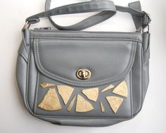 Like this but better obviously. metal puzzle purse?