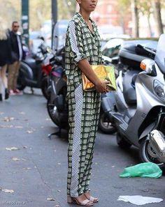 Street style.  #streetstyle