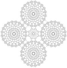 Wildflower Crochet Dresses Pattern | Beautiful Crochet Stuff