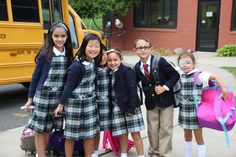 Buckley Country Day School: 1st day of school 2015-2016