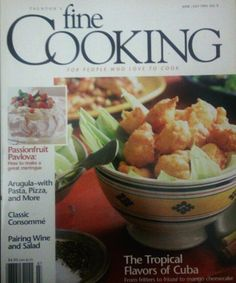 Taunton's Fine Cooking for Peple Who Love to Cook the Tropical Flavors of Cuba From Fritters to Fricase to Mango Cheesecake June/july 1995 by The Taunton Press Inc.,http://www.amazon.com/dp/B000VCMVA4/ref=cm_sw_r_pi_dp_BYoNsb0TXA7X7MT9
